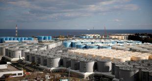 En los depósitos de la planta nuclear de Fukushima se almacena más de un millón de toneladas de agua contaminada en unos mil tanques.