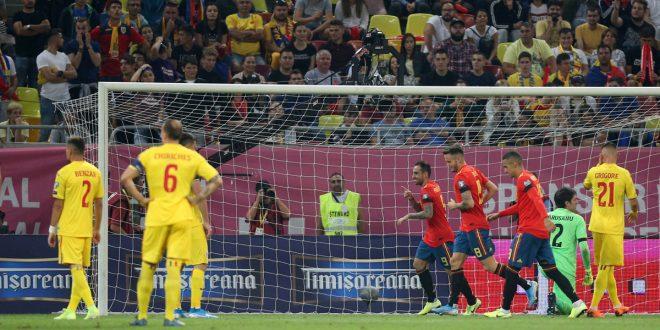 España Rumanía