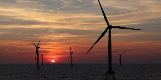 El parque marino eólico de Vineyard Wind aspira a ser el primero en su tipo de la empresa española Iberdrola en la nación norteamericana.