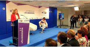 La ministra de Economía Nadia Calviño estima que como lo han asegurado muchos economistas, la ralentización española es lógica en una economía madura y después de cinco años de intenso crecimiento.