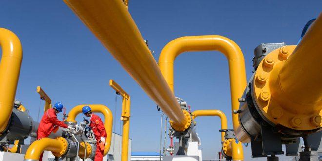 Durante el mes de julio el 30,8 por ciento de las importaciones de gas natural de España se realizó a través del sistema de gasoductos.