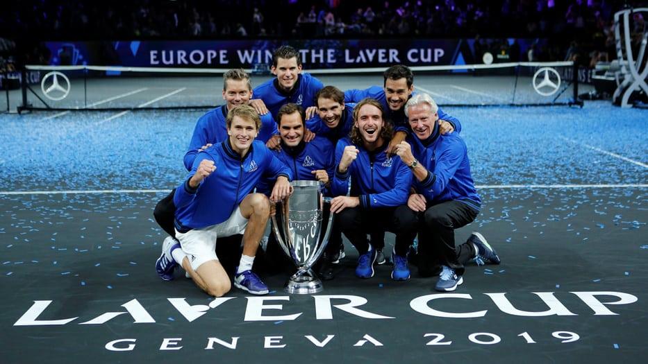 Europa Copa Laver