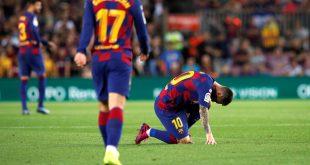 Messi enlongación