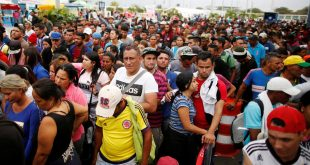 En su informe anual la OCDE indicó que en 2018 la mayoría de las peticiones de asilo en sus países miembros procedieron de Afganistán, Siria, Irak y Venezuela.