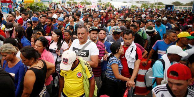 Aumentaron inmigrantes y disminuyeron refugiados en países de la OCDE en 2018