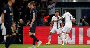 PSG Madrid