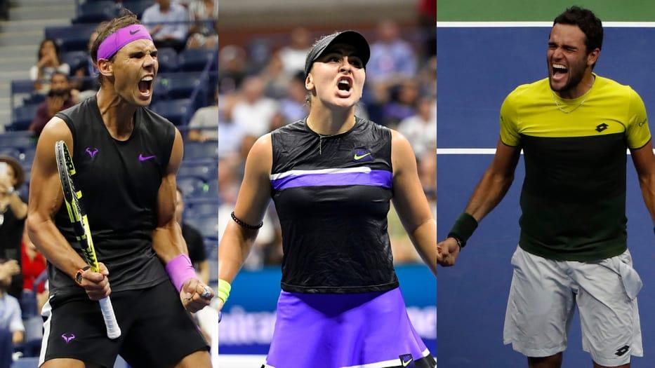semifinales del us open 2019