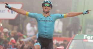 etapa 16 de La Vuelta