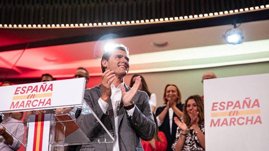 Albert Rivera, presidente de Ciudadanos/ Facebook de Albert Rivera