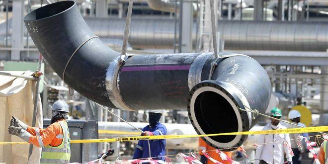 Arabia Saudita producción petrolera