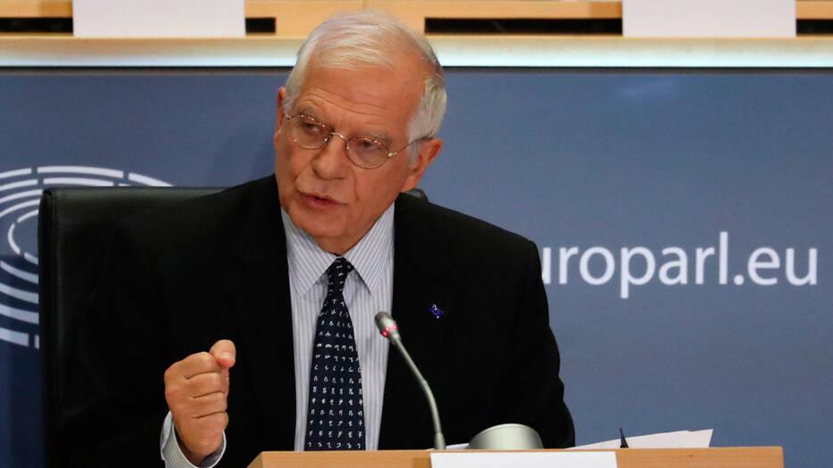 El ministro de Exteriores compareció ante la Eurocámara para ser Alto Representante de la UE.