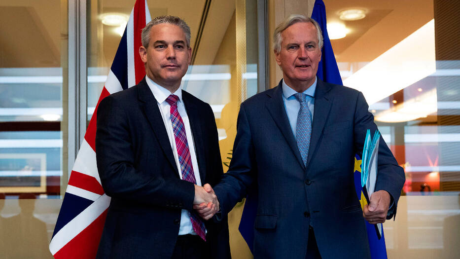Barnier y Barclays sostuvieron un positivo encuentro para tratar el Brexit.