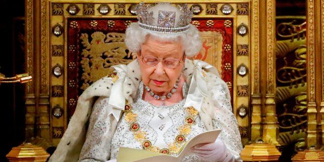 La Reina Isabel II afirmó que ejecutar el Brexit para el 31 de octubre es la prioridad