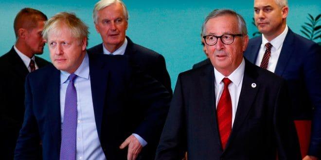 Acuerdo para el Brexit: Bruselas y Londres llegaron a un consenso para una salida pactada el 31 de octubre