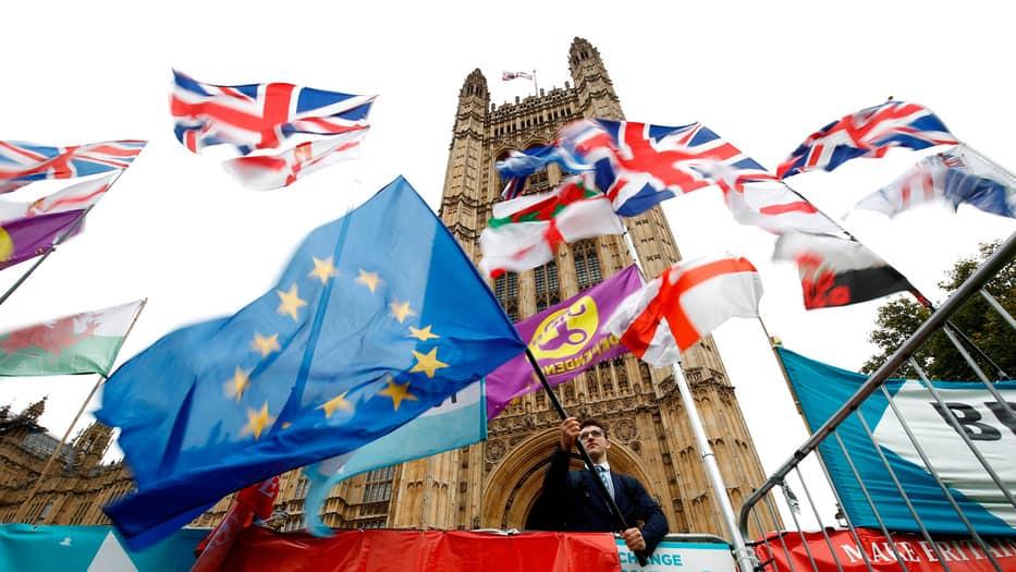 El Brexit sigue siendo un escollo para la UE y los británicos.