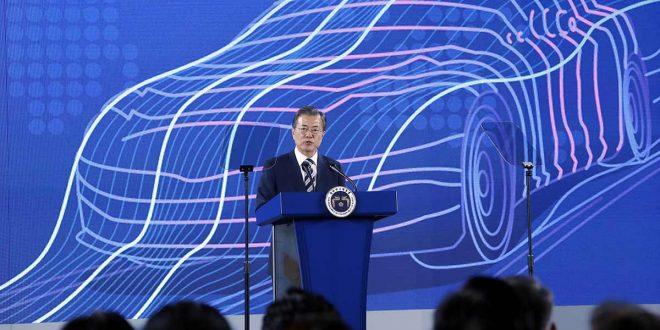 Corea del Sur aspira a liderar el futuro de la movilidad sostenible