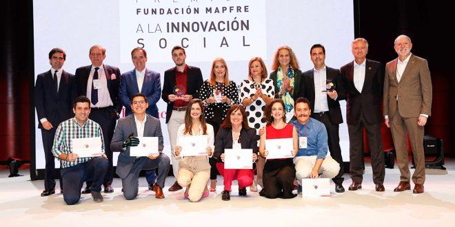 Fundación MAPFRE premió proyectos de España, Brasil y Colombia