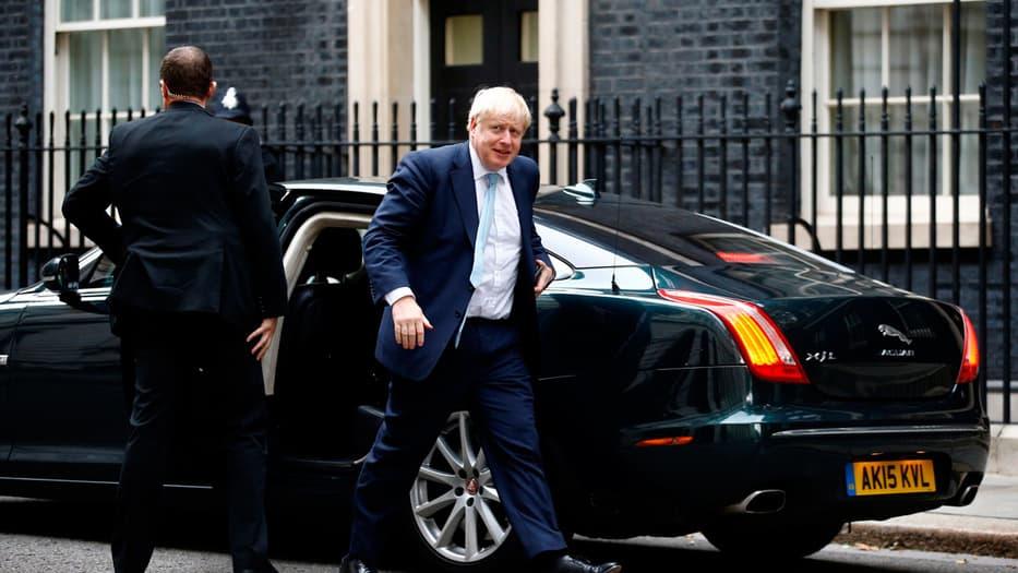 El 'premier' sigue sosteniendo que el Brexit se ejecutará con o sin acuerdo.