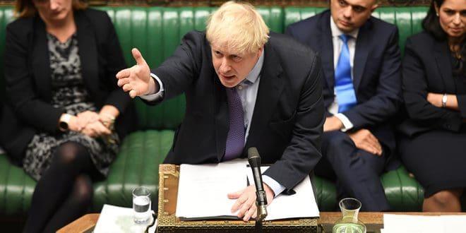 Parlamento británico rechaza el acuerdo de Brexit de Boris Johnson