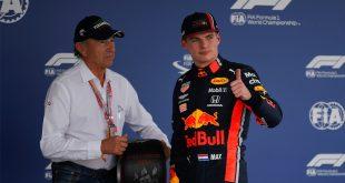 Max Verstappen: fue una sesión increíble y el auto estuvo maravilloso.