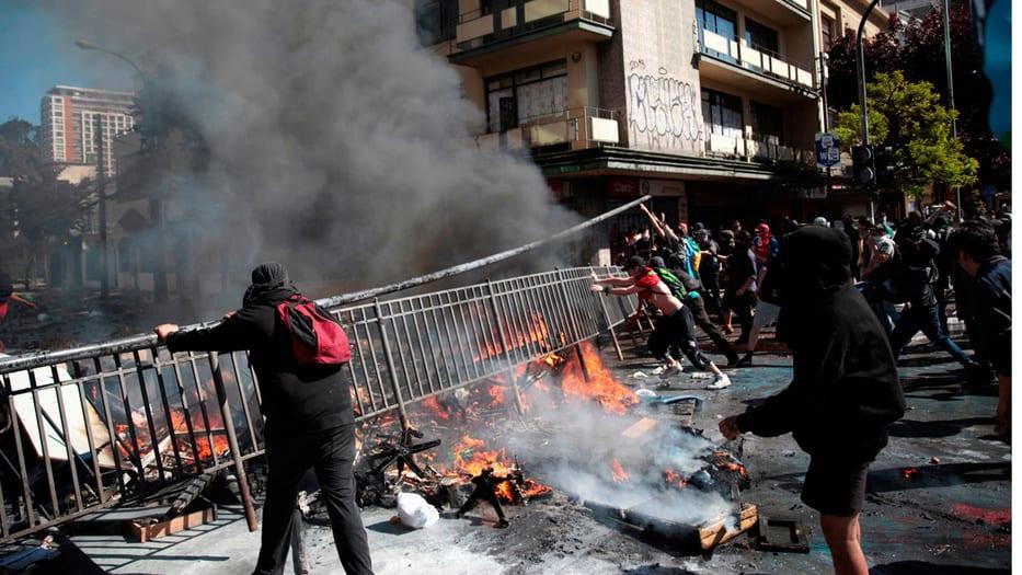 La situación en Bolivia y las protestas de Chile siguen convulsionando el continente.