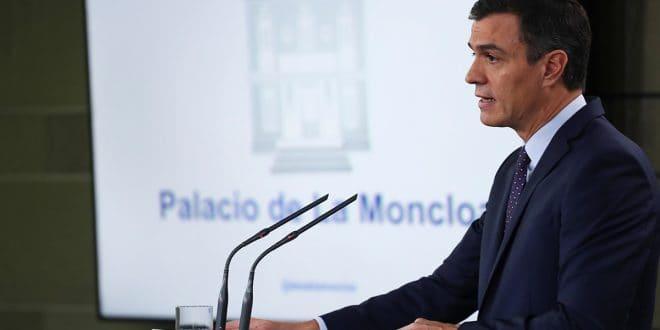 Sánchez niega la posibilidad del indulto a líderes del procés sentenciados, tras petición de diálogo de Torra