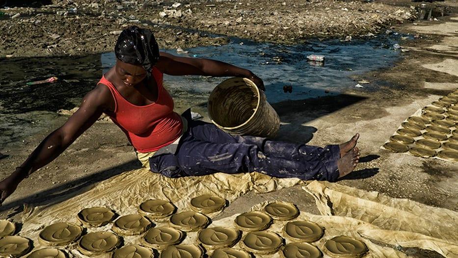 Día Internacional de la erradicación de la pobreza/ ONU