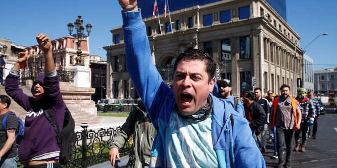 Violencia social atizada por los rojos en América Latina desafía a gobiernos