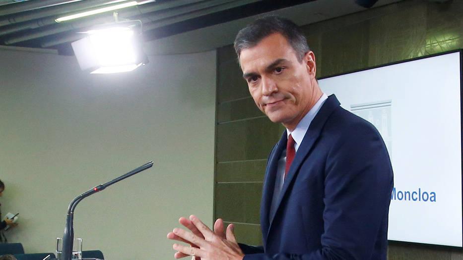 Pedro Sánchez, presidente en funciones de España y secretario general del PSOE