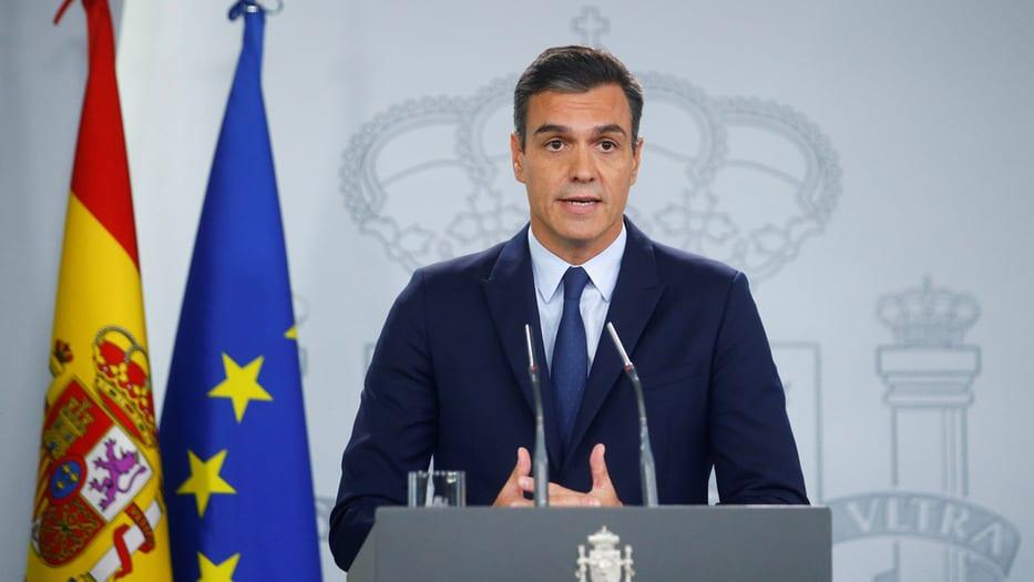 Gobierno de España rechazó de nuevo los nuevos aranceles de EEUU contra productos europeos,