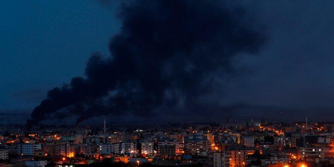 EEUU sanciona a Turquía por su operación militar en norte de Siria