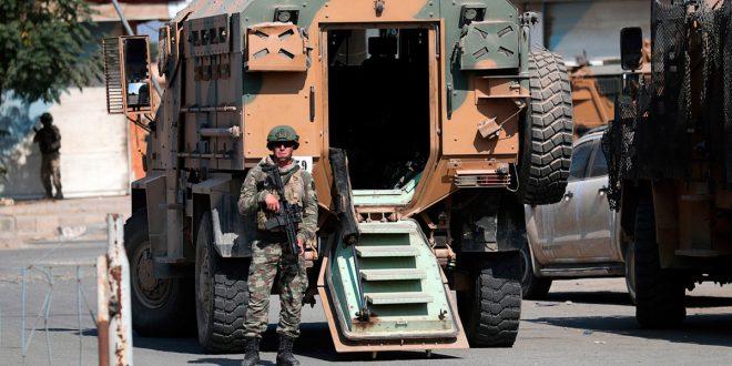 Putin y Erdogan acuerdan establecer una zona de seguridad en el norte de Siria