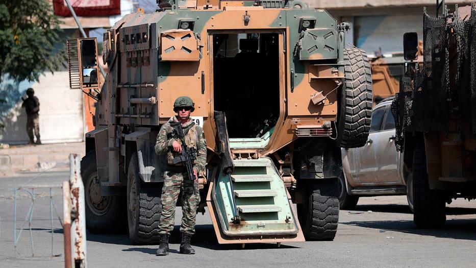 Rusos y turcos velarán por la seguridad en el norte de Siria.