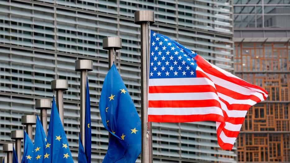 Aumentan las tensiones comerciales entre la UE y EEUU.