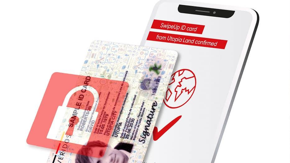 Veridos presenta una nueva aplicación tecnológica para documentos de identidad/ Veridos.com