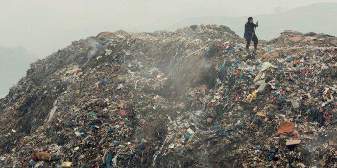 China cierra el vertedero de basura importada