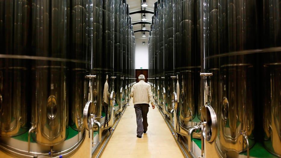 La industria del aceite de oliva será la más afectada en España.