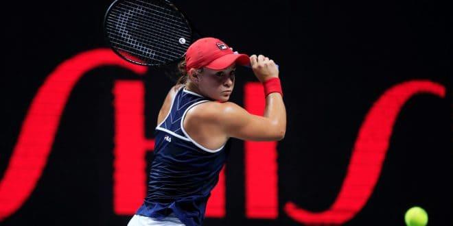 semifinales de las WTA Finals 2019