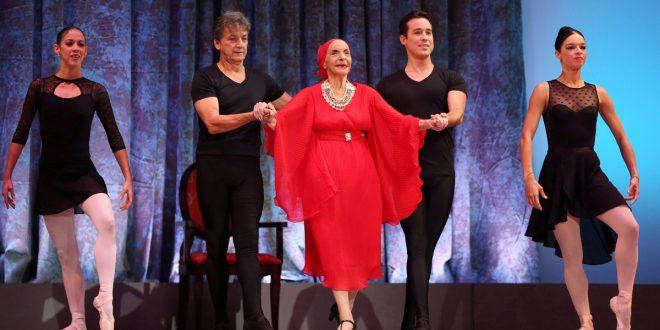 Muere a los 98 años la mítica bailarina Alicia Alonso