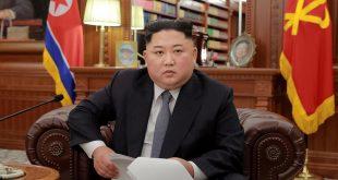 """El gobernante de Corea del Norte Kim Jong-un envió """"cálidas felicitaciones"""" al equipo responsable de la ejecución del ensayo militar."""