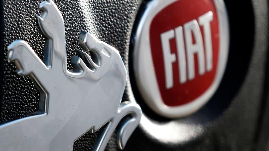 Las empresas matrices de Peugeot y Fiat podrían crear el cuarto consorcio automotriz más grande del mundo.