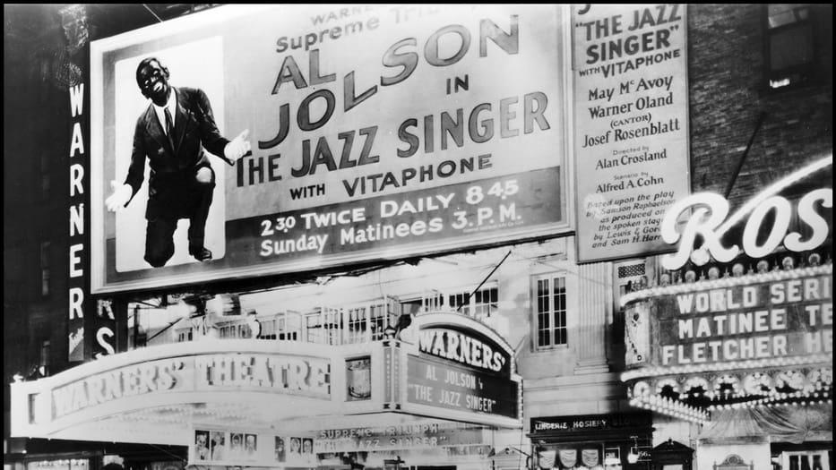 el cantor del jazz