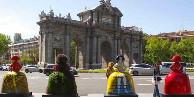 Vuelven las Meninas a Madrid