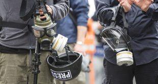 El periodista, en su labor de informar, es víctima de hechos violentos que generalmente no son aclarados