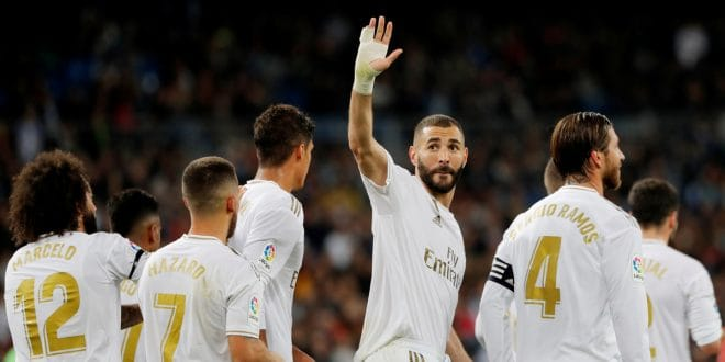 Real Madrid Leganés