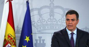 El presidente Pedro Sánchez le señala al jefe del Govern, Quim Torra, que hay indicios de violencia en la actuación de los CDR detenidos en Catalunya.