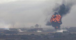 Según el Observatorio Sirio de Derechos Humanos (OSDH), el ejército de Turquía aún mantiene este domingo sus combates en la frontera con Siria contra los kurdos.