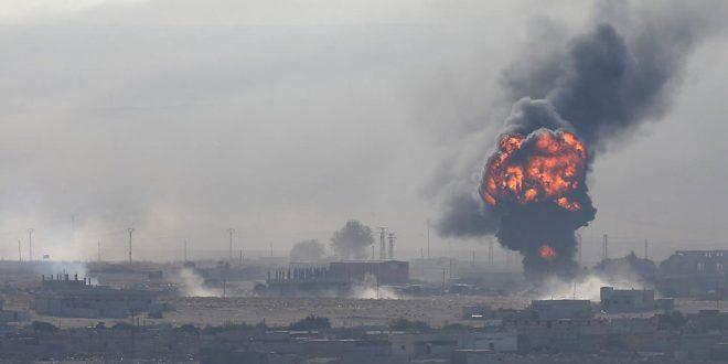 Turquía asegura que domina a localidad fronteriza con Siria