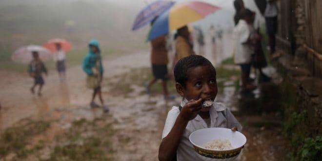 Uno de cada tres niños sufre malnutrición según UNICEF