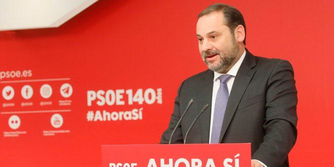 """PSOE descarta una """"gran coalición"""" con el Partido Popular"""